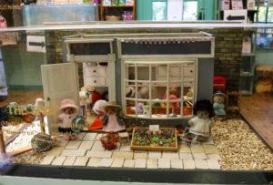 Wareham Bears' shop inside Blue Pool gift shop
