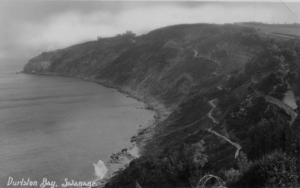 1909 image of Durlston Bay