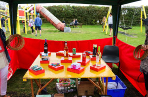 Hoopla at the august Bank holiday fete