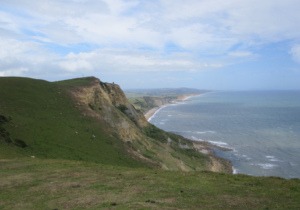 Golden Cap, West Dorset