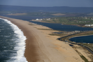 Chesil Beach, West Dorset