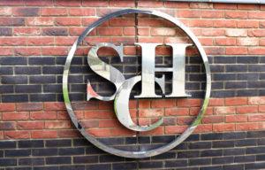 Sign for Springfield Health Club, Wareham