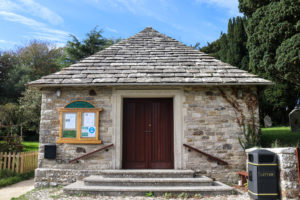 St Nicholas' Church hall in Studland