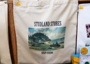 Studland Stores tote bag