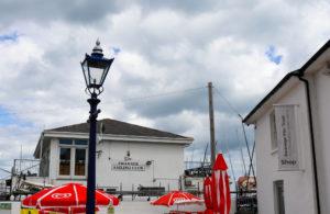 Swanage Sailing Club, Swanage Pier