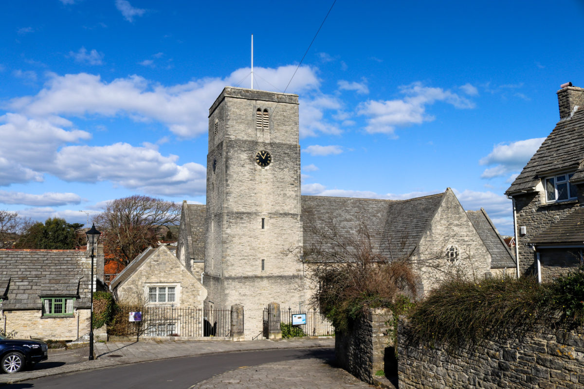 St Mary's Church in Swanage