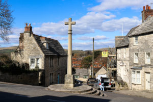 Church Hill memorial cross, Swanage