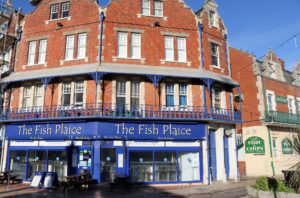 The Fish Place restaurant and takeaway in Swanage