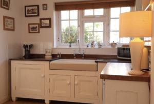 Kitchen of Tea Room Cottage in Worth Matravers