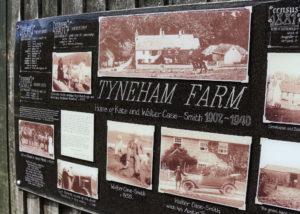 Poster of Tyneham Farm family