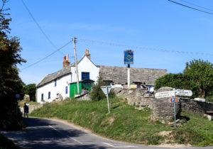 The Square & Compass pub, Worth Matravers