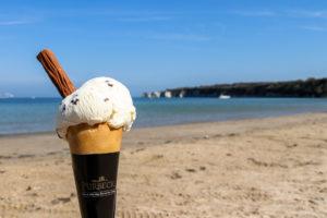Purbeck Ice Cream, Studland Bay