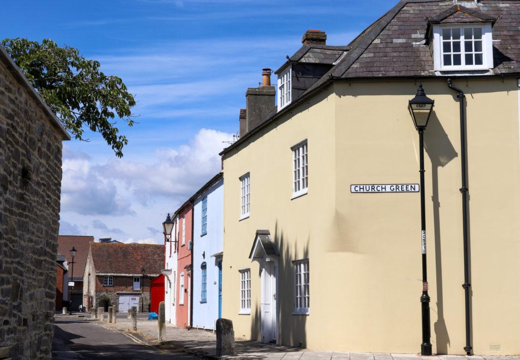 Church Street in Wareham