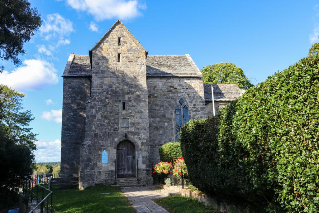 St Martin's church in Wareham