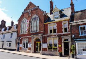 The Rex Cinema in Wareham