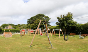 Harman's Cross playground