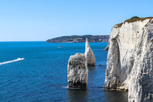 The Pinnacles at Old Harry Rocks