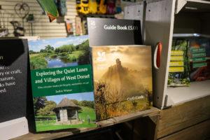 Guide books for Corfe Castle in Dorset