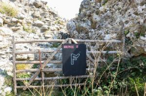 Corfe Castle rune challenge rune number two