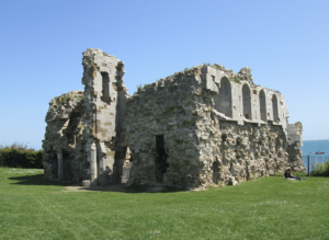 Sandsfoot Castle in Weymouth