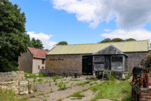 The History Barn in Tyneham