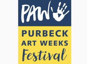 Purbeck Art Weeks festival logo