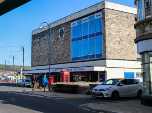 The Mowlem theatre in Swanage