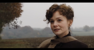 Still from Far From the Madding Crowd, with Carey Mulligan