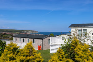 Swanage Coastal Park holiday homes
