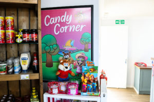 Candy Corner - Swanage Coastal Park Reception