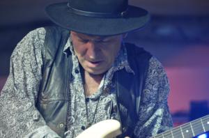 Musician Robin Bibi