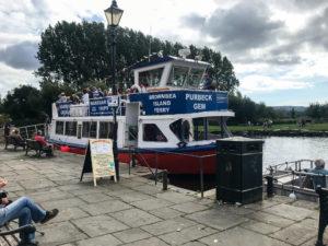 People on Board the Wareham River Cruise