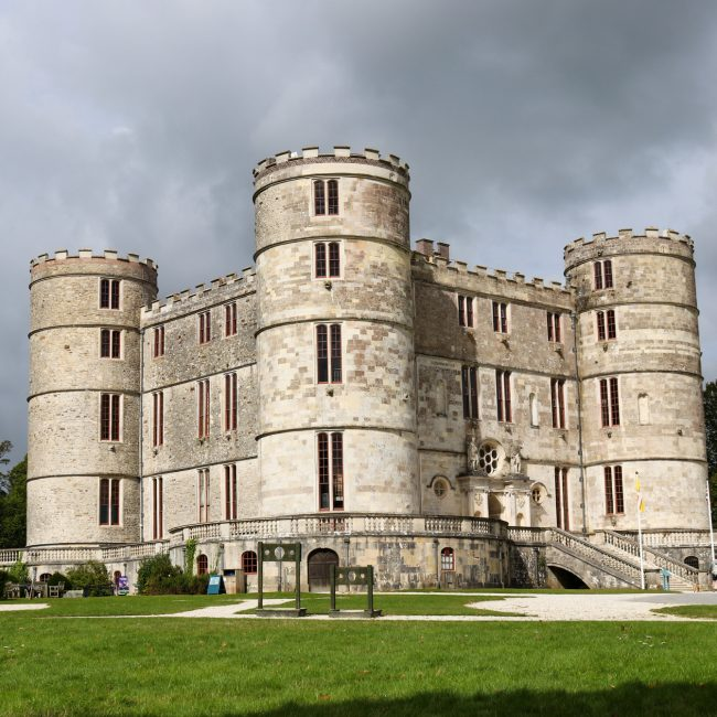 Lulworth Castle and Park