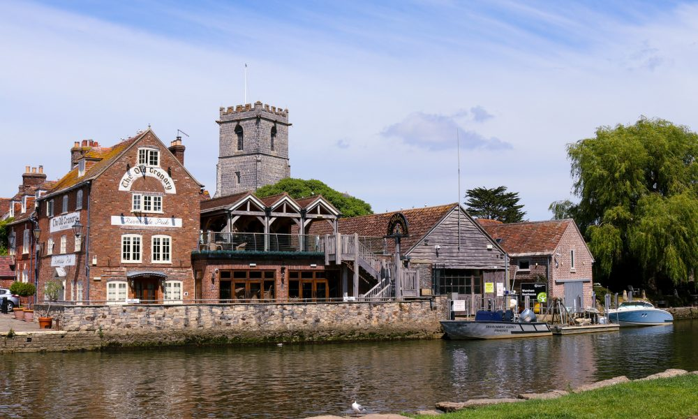 The Old Granary on Wareham river