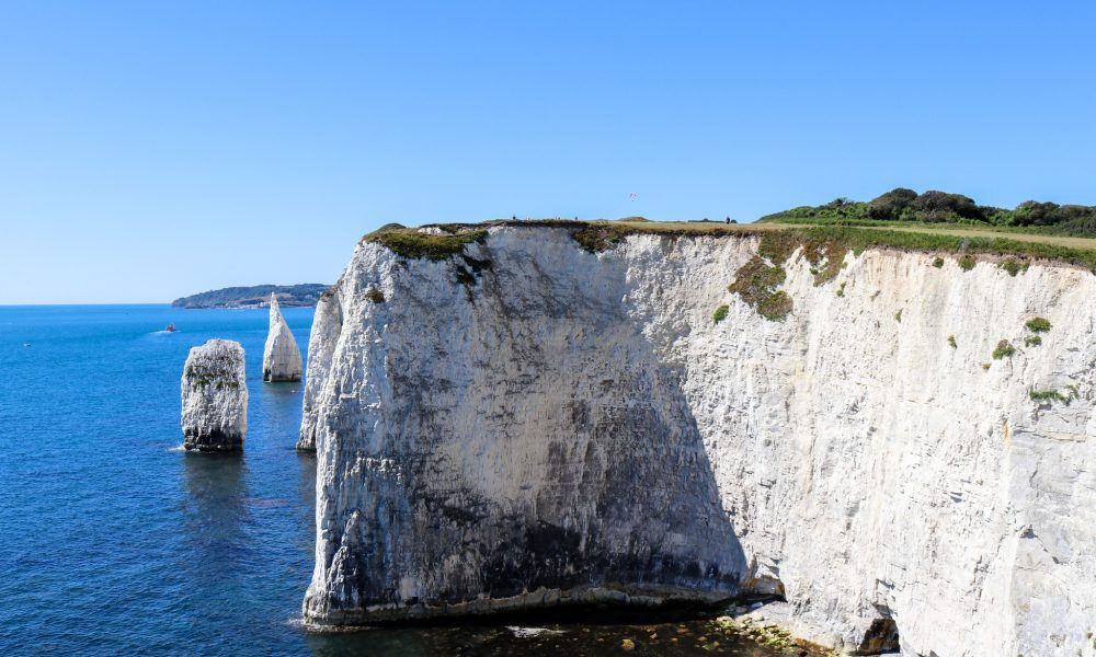 Old Harry Rocks and the Pinnacles